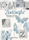 Zentangle® von Jane Marbaix (2015, Gebundene Ausgabe)