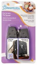 "Dreambaby Flat Screen TV Saver -  ""Black"" - 2 Count"