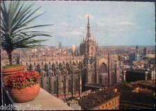 1969 MILANO il Duomo Panorama - edizione Passoni