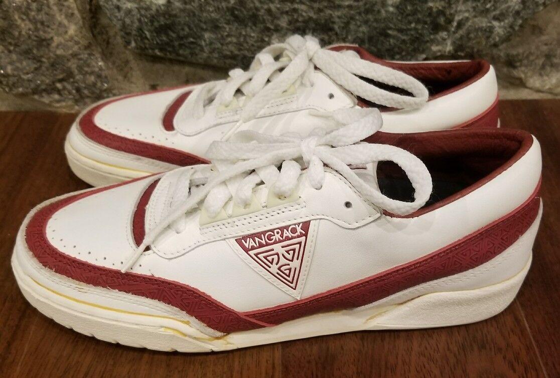 NDS VANGRACK Schuhes Größe 6 1/2 VS1 03-62 rap supreme OG 80s/90s hip-hop rap 03-62 vintage 0fa9b5