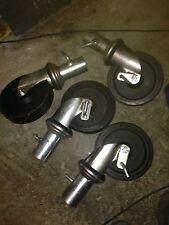 4 REVO Heavy Duty patibolo ruote / rotelle