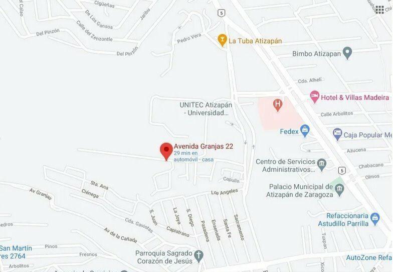 REMATE BANCARIO CASA EN ALCANFORES ATIZAPAN