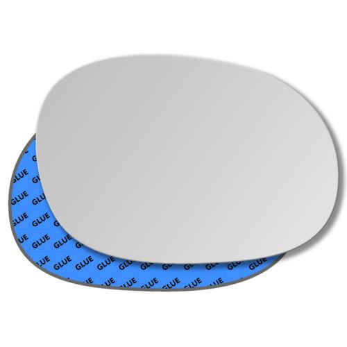 Rechts Beifahrerseite Spiegelglas Außenspiegel für Citroen C3 2002-2010