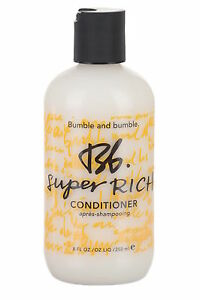Bumble-and-bumble-Super-Rich-Conditioner-8-5oz-250mL-NEW-amp-FRESH