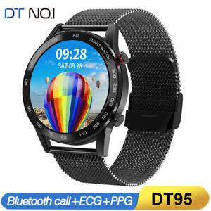 Waterproof-DT95-Smart-Watch-Heart-Rate-Monitor-Fitness-Sports-Braclet-Wristbands