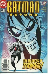 Bien éDuqué Batman Beyond N° 12 ( 2° Serie ) - Dc 2000 ( Comics Usa )