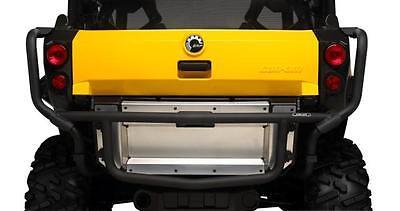 X Limited 715000657 XT Can-Am UTV OEM Commander Rear Bumper Brush Guard Kit