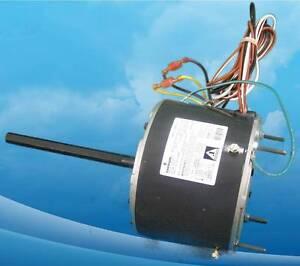 Details about 5458 EMERSON-US Motors 1/3 - 1/6 HP 1075 RPM 208-230 VOLT  CONDENSER FAN MOTOR