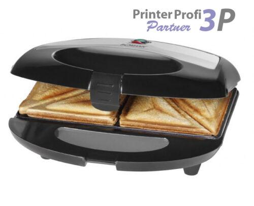 BOMANN Sandwichmaker ST 1363 CB Sandwichtoaster Sandwich-Maker ToasterNEU