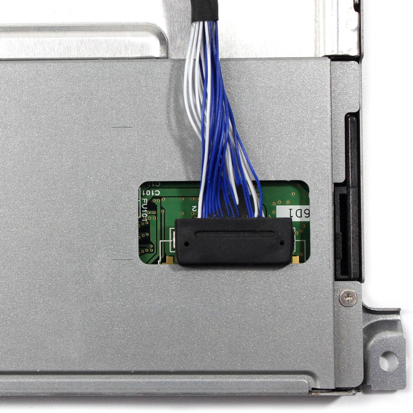 10.4inch 640x480 LED Backlight LCD AA104VH01 AA104VH02 VGA Controller Board
