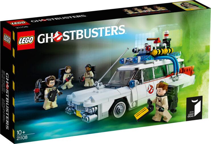 LEGO GHOSTBUSTERS ECTO 1 21108 NUOVO SIGILLATO-RITIRATO