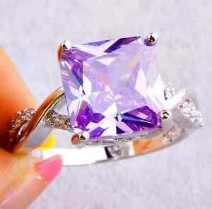 Especial-Tourmaline-Amethyst-White-Topaz-Gemstone-Silver-Jewelry-Ring-Size-8-one