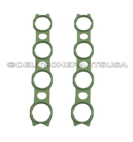 Intake Manifold Gasket Manifold to Head Set for Porsche CAYENNE 2 x 94811014501