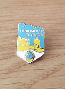 Pin's - Chaumont Donjon - Lions (1239)