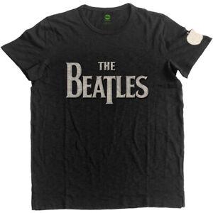 The-Beatles-Drop-T-Applique-Official-Merchandise-T-Shirt-M-L-XL-Neu