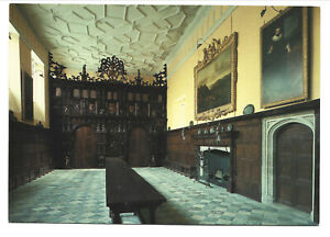 VIEW OF THE GREAT HALL, KNOLE, SEVENOAKS, KENT.