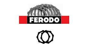 FERODO-KUPPLUNGSSCHEIBEN-GETRIMMT-fuer-SUZUKI-GS-750-1977-1978-1979-1980