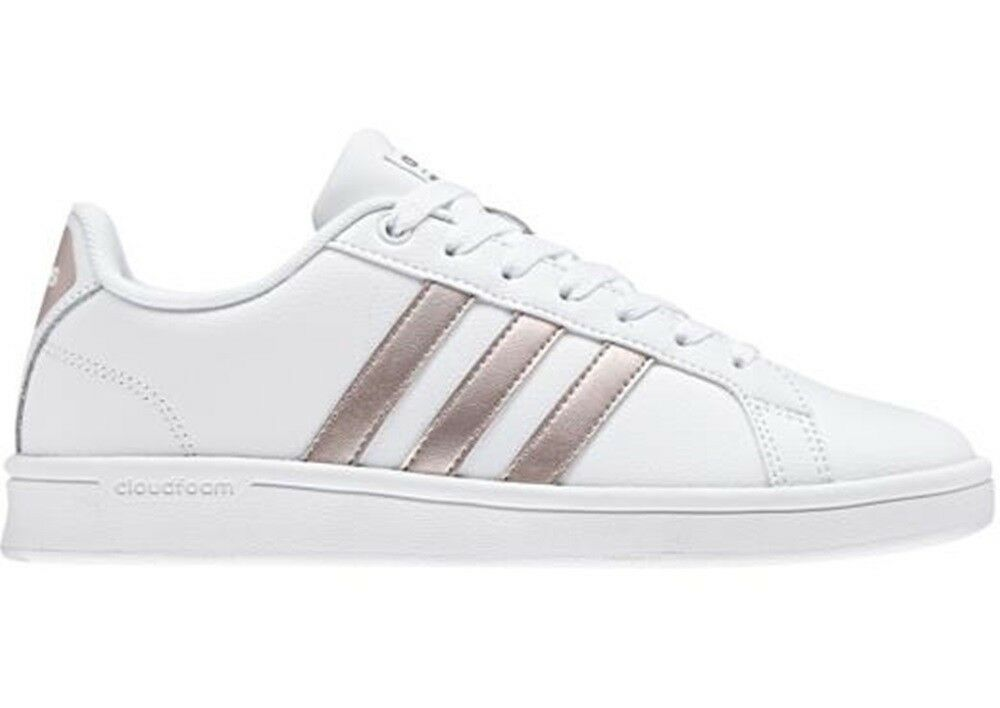 ADIDAS CF ADVANTAGE scarpe sneakers stan donna smith superstar sportive sneakers scarpe pelle 5da5d4