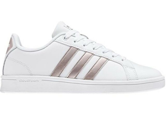 ADIDAS CF ADVANTAGE scarpe stan donna smith superstar sportive sneakers  pelle 9d863c73f78