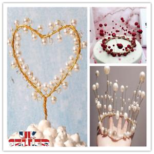 Pearl-Princess-Cake-Topper-Oro-Diadema-Principe-ereditario-Principessa-Compleanno-Ragazzo-Ragazza