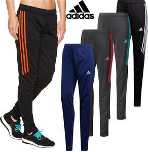 Adidas-Tiro-17-Pants-Sim-Fit-Climacool-Womens-Training-Pants-Athletic-NEW