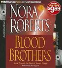 Blood Brothers by Nora Roberts (CD-Audio, 2013)