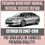 WORKSHOP-MANUAL-SERVICE-amp-REPAIR-GUIDE-for-CITROEN-C5-2007-2015 thumbnail 1