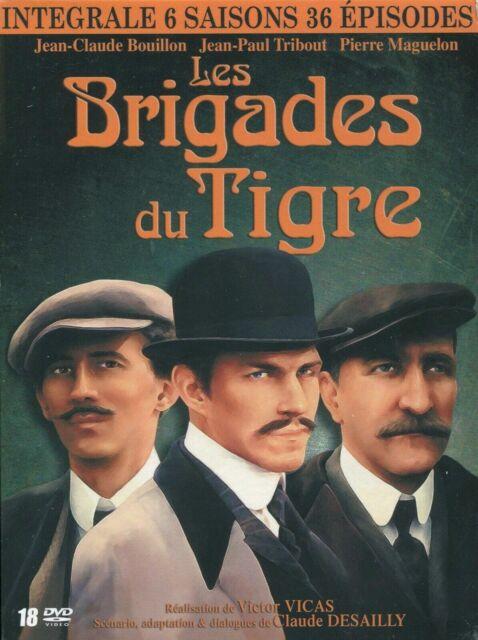 LES BRIGADES DU TIGRE - intégrale  // coffret DVD neuf