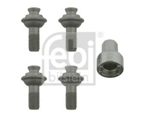 Febi Locking Wheel Bolt Set 27497 - BRAND NEW - GENUINE - 5 YEAR WARRANTY