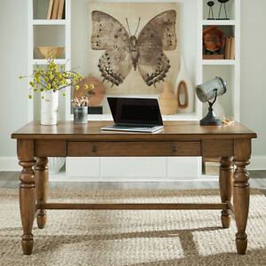Admirable Details About Large Wooden 60 Writing Desk Study Office Computer Table With Storage Drawer Download Free Architecture Designs Pushbritishbridgeorg