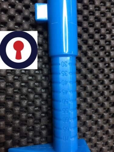 carpentry tools for door locks euro cylinder turning and measuring 1st P/&P