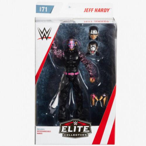 WWE Mattel Jeff Hardy Elite Series #71 Figure IN STOCK!