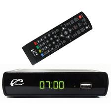 Analog-To-Digital TV Television Converter Box full HD 1080p + Remote Control RCA