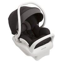 Maxi-cosi 2015 Mico Max 30 Infant Car Seat - White Collection Devoted Black