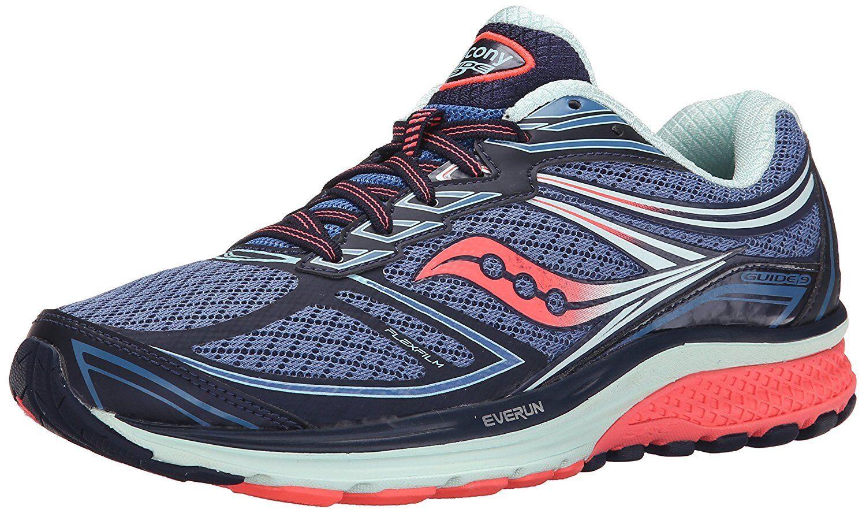 Saucony femmes  Guide 9 Everun Running  Chaussures