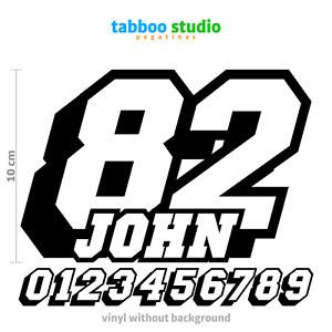 Numeri-gara-adesivi-moto-numbers-name-pegatinas-Custom-race-Stickers-racing