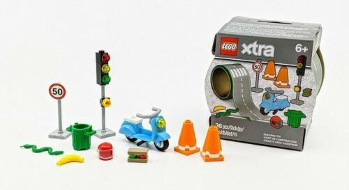 LEGO xtra 854048 Road Tape with accessories Brand New /& Sealed