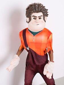 George Disney Pixar Wreck-It Ralph Boys Kids Fancy Dress Costume Outfit Book Day
