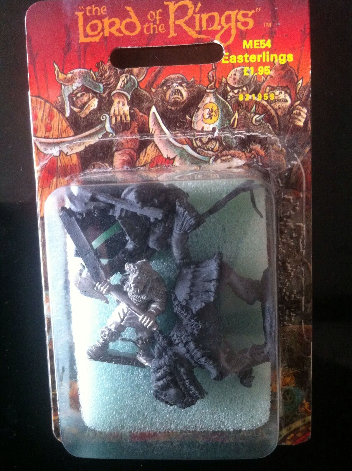 LOTR ME54 Easterlings Citadel New OOP Games Workshop