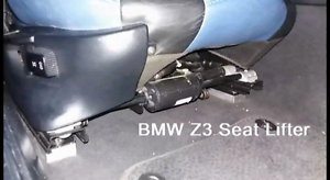 BMW-Z3-Seat-Spacer-Seat-Lifter-10mm