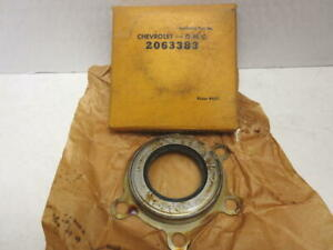 Details about WWII Chevy Chevrolet G85 G506 Military Truck Rear  Transmission Seal #2063383 NOS