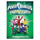 Power Rangers Time Force The Complete Series Region 1 DVD (5 Discs)