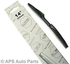 Unipart Windscreen Wiper Blade Gwb914 Standard 14 Inch for