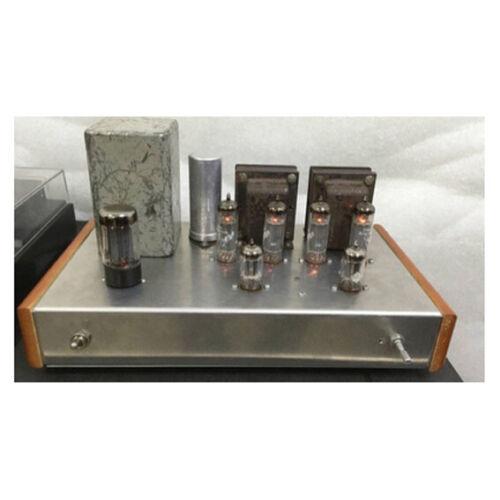 6L6 EL34 Push Pull Audio Tube Preamp Amp Aluminium Undrill Chassis Box Enclosure