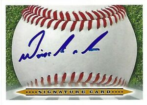 Autographed-Signed-Signature-Card-Winston-Abreu-Orioles-Nationals-Rays-Indians