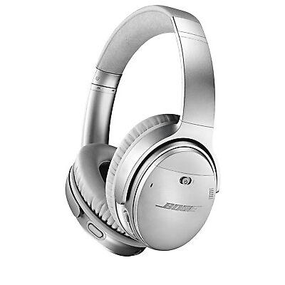 NEW Bose QuietComfort 35 Wireless Headphones II - Silver