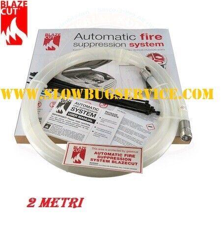 BLAZECUT car fire system 2m fit all cars