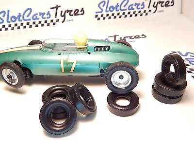 8 rear  URETHANE  Tyres   F1 LINDBERG  Us