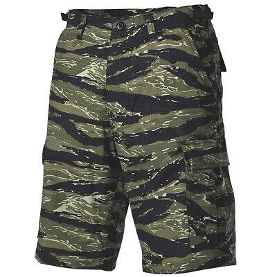 MFH BDU combate pantalones Ripstop Tiger Stripe