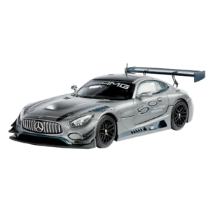 Mercedes-Benz-C-190-AMG-Gt-R-GT3-Modele-Special-50-Ans-AMG-Argent-1-43-Neuf